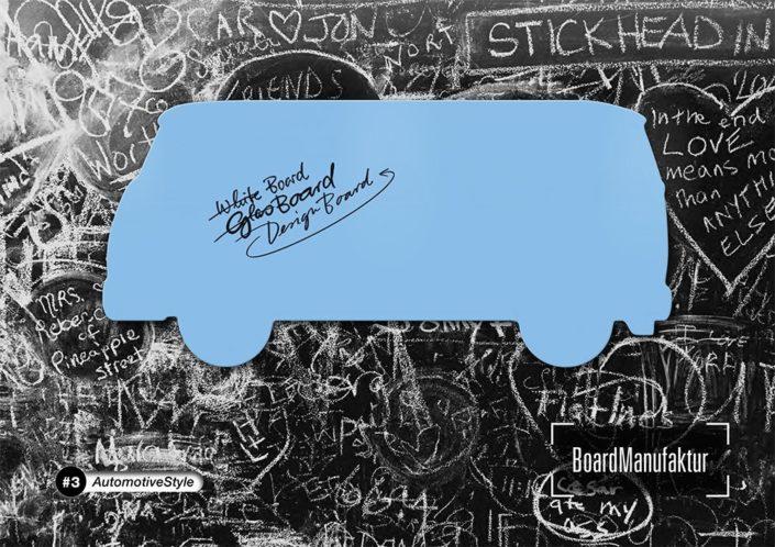 Design-Whiteboard = BoardManufaktur