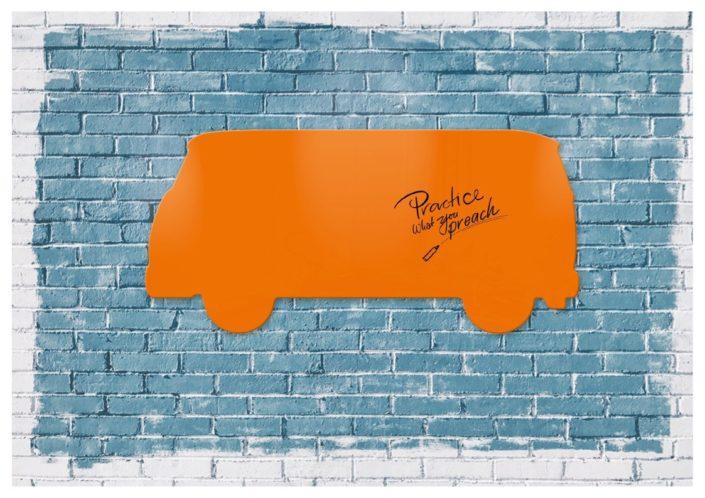 Das kultigste edel-Whiteboard der Welt