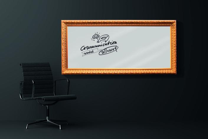 Individual Whiteboard Exklusiv nach Wunsch by BoardManufaktur