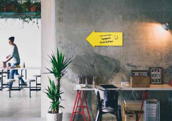 Individuelle Büro-Beschilderung mit Niveau by BoardManufaktur